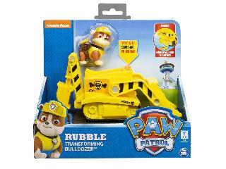 Mancs őrjárat - Rubble Transforming Bulldozer