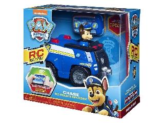 Mancs Őrjárat Távirányítós autó - Chase