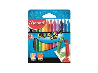 Maped - Color Peps Wax Zsírkréta - 12 különböző szín