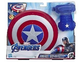 Marvel:Bosszúállók - Amerika kapitány pajzsa