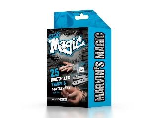 Marvins Magic - Szemfényvesztő Mágikus Készlet - Elképesztő trükkök és mutatványok