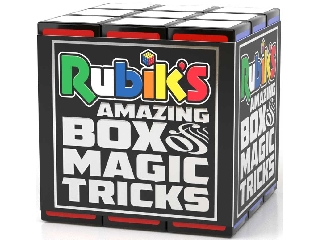 Marvin's Magic,Rubik mágikus trükkök varázsdoboz