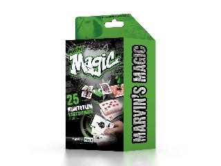 Marvins Magic szemfényvesztő mágikus készlet - Hihetetlen kártyatrükkök