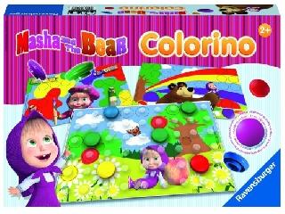 Mása Colorino társasjáték