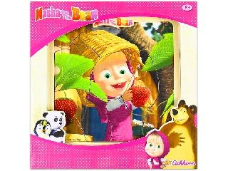 Masha fapuzzle: Masha és az eper
