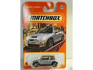 Matchbox 1:64  2003 Mini Cooper S