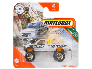 Matchbox 1:64 Chevy K1500
