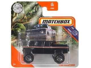 Matchbox 1:64 Dodge D200 1968