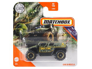 Matchbox 1:64 Ghe-O Rescue