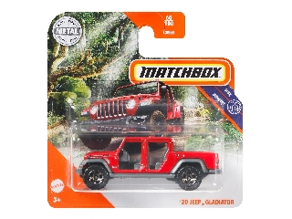 Matchbox 1:64 Jeep Gladiator 2020