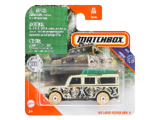 Matchbox 1:64 Land Rover Gen II 1965