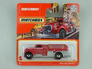 Matchbox 1:64  MBX Fire Dasher