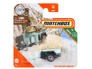 Matchbox 1:64 Mbx Trailer Trawler