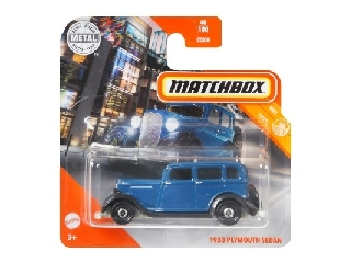 Matchbox 1:64 Plymouth sedan 1933