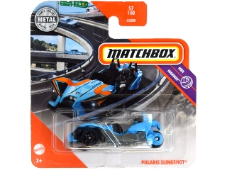 Matchbox 1:64 Polaris Slingshot