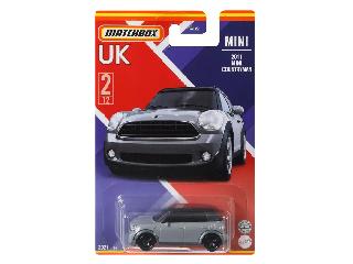 Matchbox Egyesült Királyság autói Mini Countryman 2011