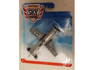 Matchbox Repülők -  Stunt Plane
