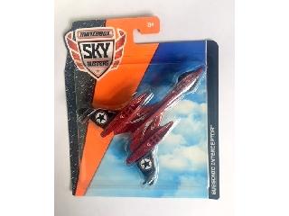 Matchbox Repülők - Subsonic Interceptor