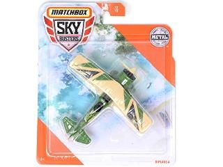 Matchbox Repülők - Biplane-A