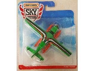 Matchbox Repülők CESSNA CARAVAN zöld