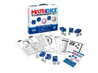Math Dice bajnokság szett