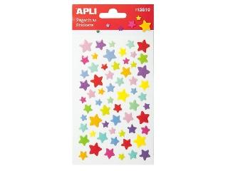 Matrica, pufi, APLI, csillagok