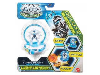Max Steel Turbo Flight elemes pörgettyű