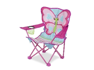 M&D - Berendezés - Pillangó kemping szék