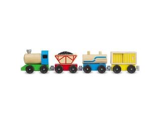 M&D - Fa vonatok és sínek - Klasszikus vonatszerelvények: Tehervonat