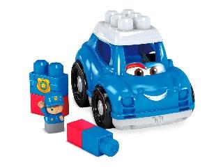Mega Bloks járművek Rendőrség