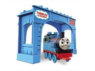 Mega Bloks Thomas építhető mozdony - Thomas