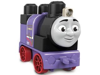 Mega Bloks Thomas építhető mozdonyok Charlie