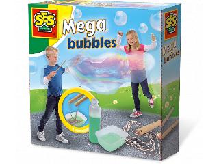 Mega buborék készlet
