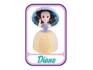 Meglepi fagyikehelybaba - Diane (világoskék-sárga)