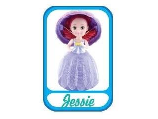 Meglepi fagyikehelybaba - Jessie (lila-lila)