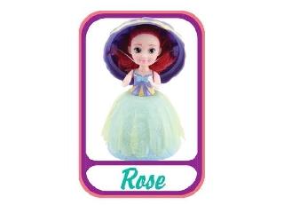 Meglepi fagyikehelybaba - Rose (lila-világoskék)