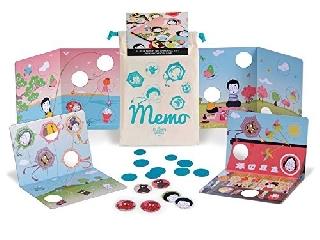 Memo - Figyelj jól! - memória- és megfigyelõ játék