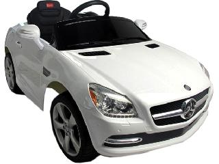 Mercedes-Benz SLK elektromos beülős kisautó