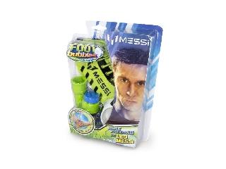 Messi buborékfoci kezdő szett világoszöld (1 pár zoknival)