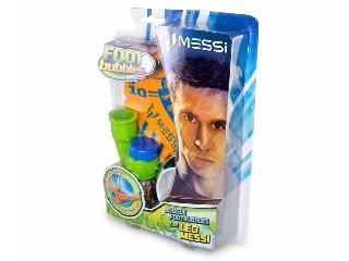 Messi buborékfoci kezdő szett 1 db narancssárga zoknival (fél pár)