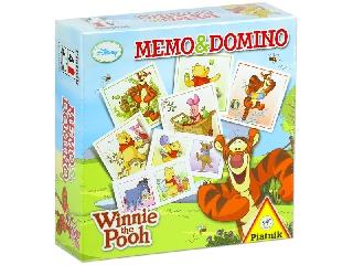 Micimackó Memo Domino