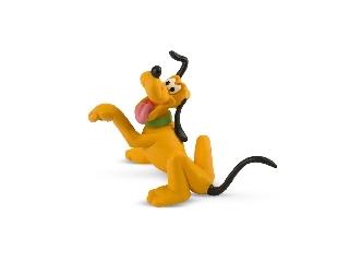 Mickey egér játszótere: Plútó kutya 6 cm-es