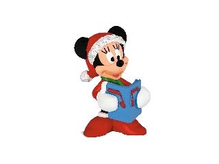 Mickey egér: Minnie egér Karácsonyi öltözetben