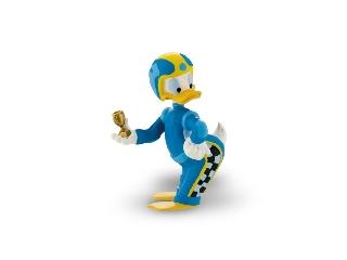 Mickey és az autóversenyzők: Donald figura