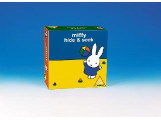 Miffy bújócskázik