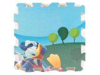 Mikiegér klubháza szivacs 9 db-os szőnyeg puzzle