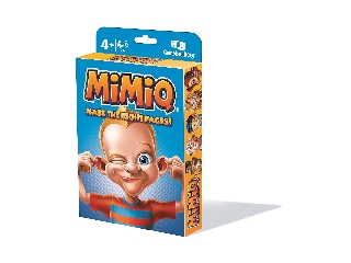 MimiQ - Grimaszpárbaj társasjáték