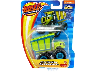 Láng és a szuperverdák: Mini járgányok Dump Truck Zeg