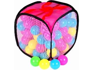 Minilabdák zsákban