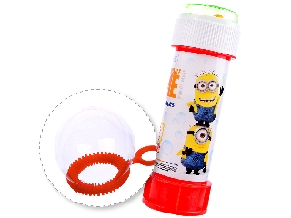 Minion buborékfújó - 60 ml